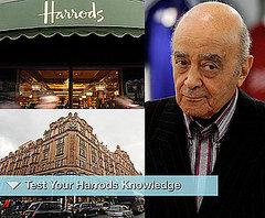 Harrods History | RM.